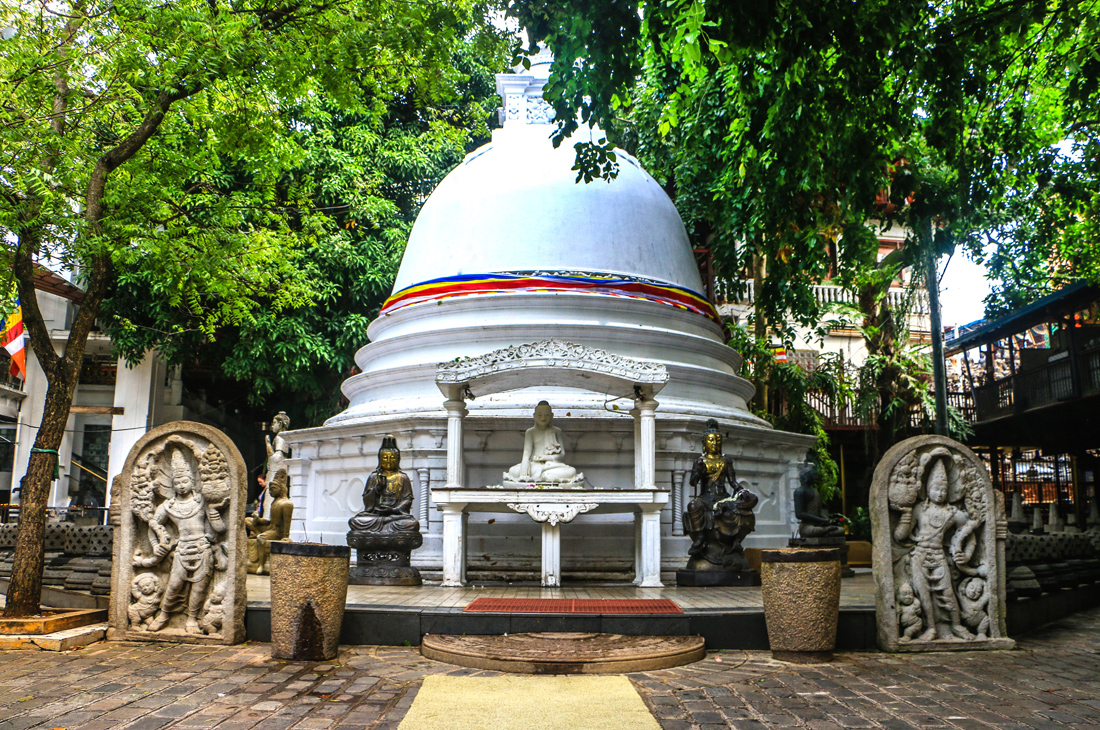 Gangaramaya Temple Colombo, Buddhist Temples in Colombo | Visit Colombo