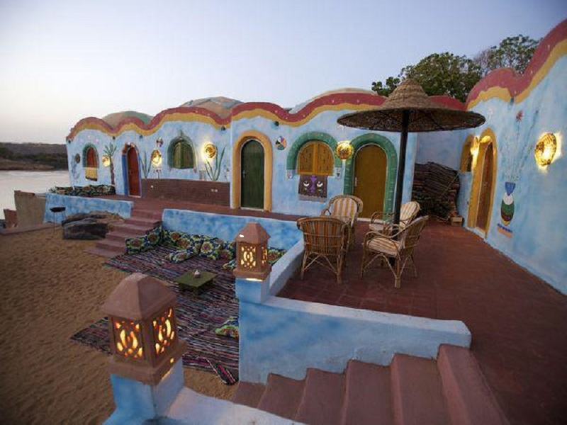 Gharb Seheyl Aswan, SouterTours ::Holiday Details