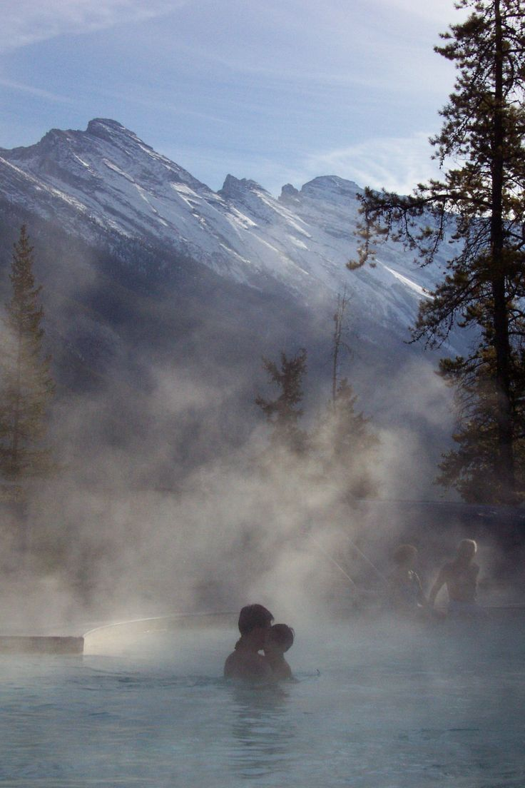 Glacier Hot Pools Upper South Island and the West Coast, 12 best Banff Upper Hot Springs images on Pinterest | Hot springs ...