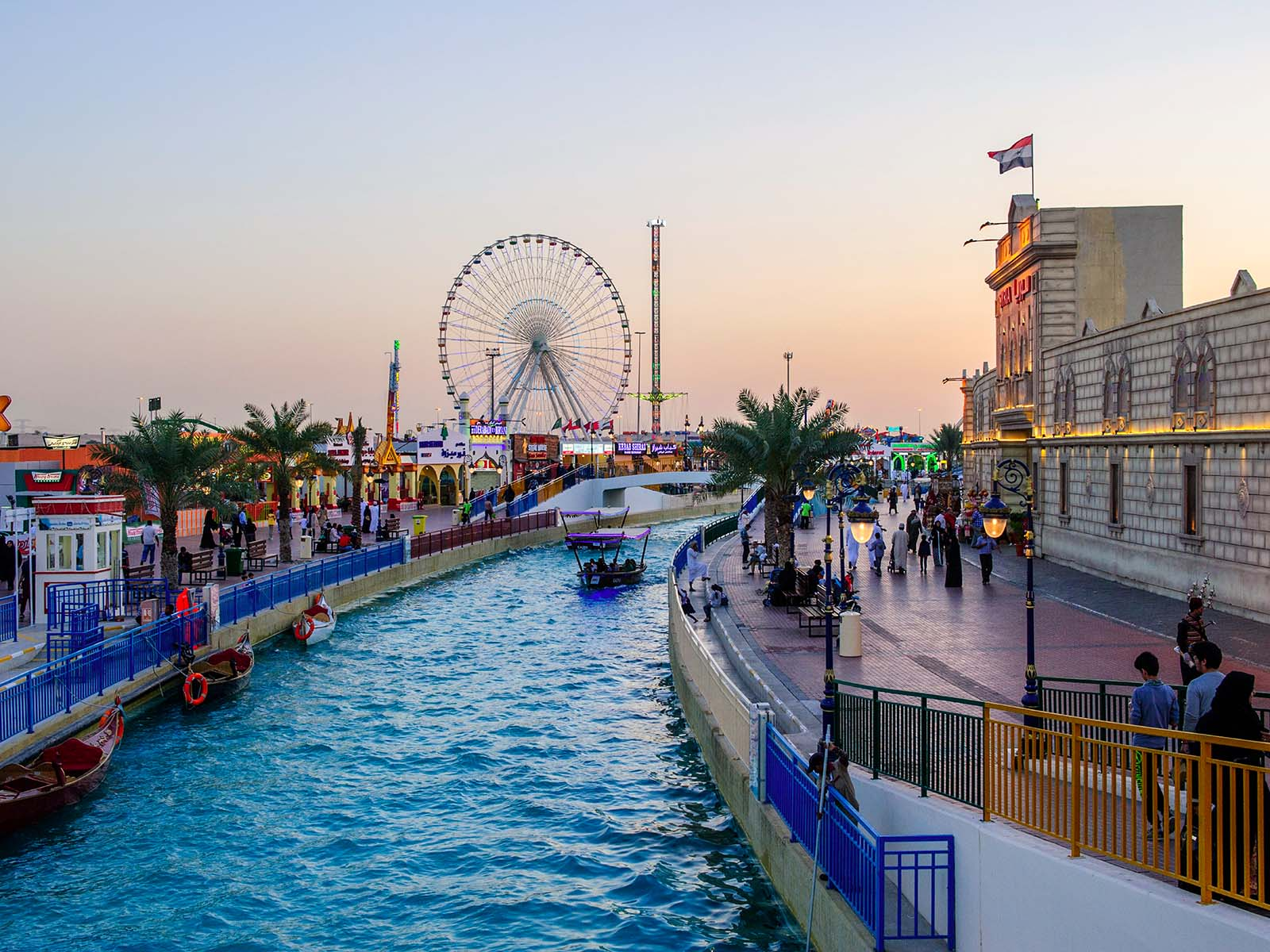 Global Village Dubai, Global Village Dubai | Places to Visit in Dubai | OceanAir Travels