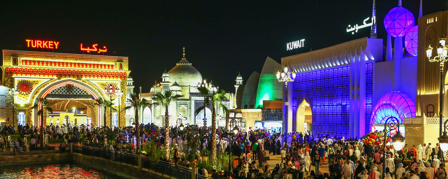 Global Village Dubai, Pavilions | Global Village