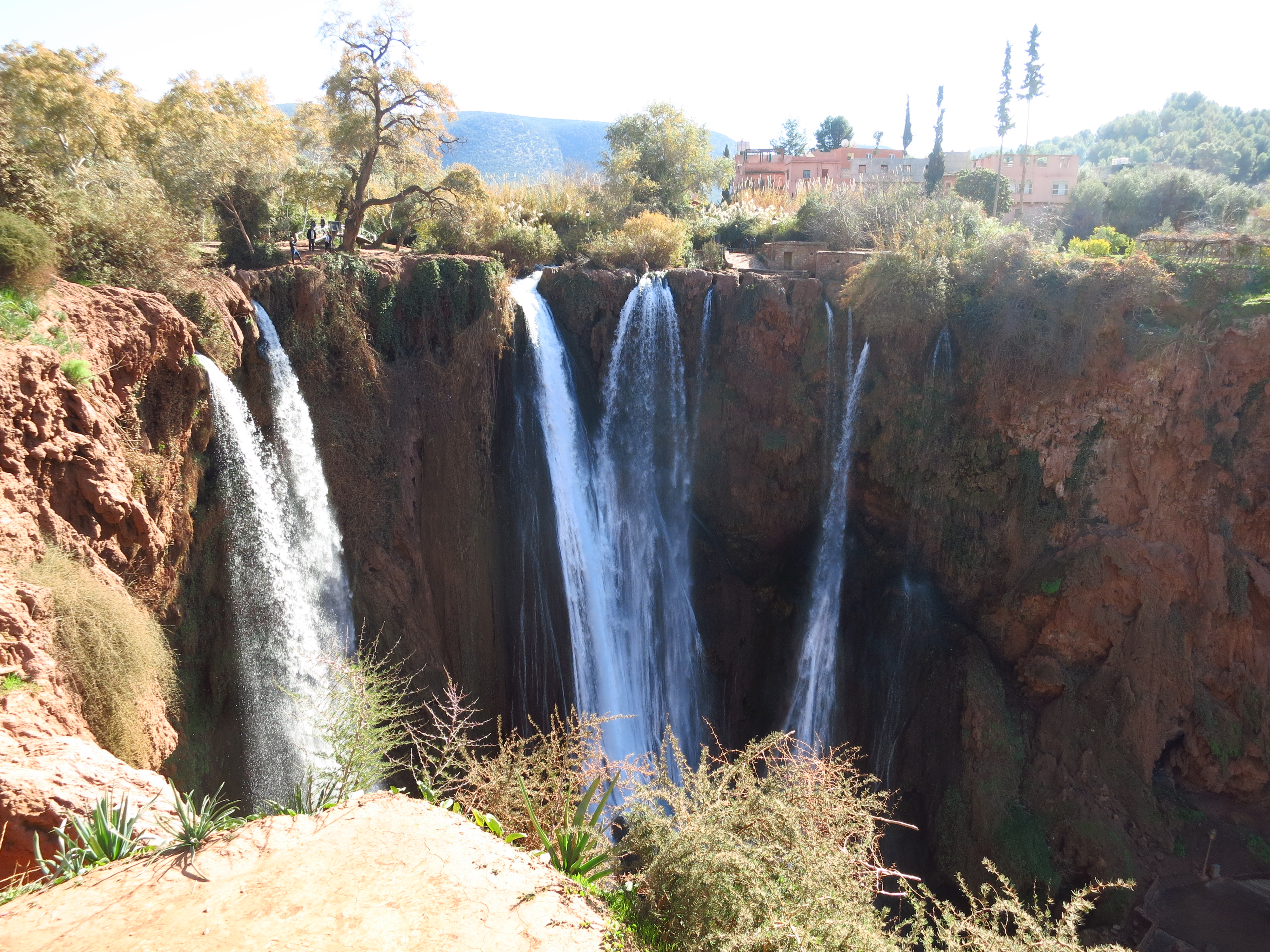 Gorges d'Aouli Around Midelt, February | 2017 | Stroming The World