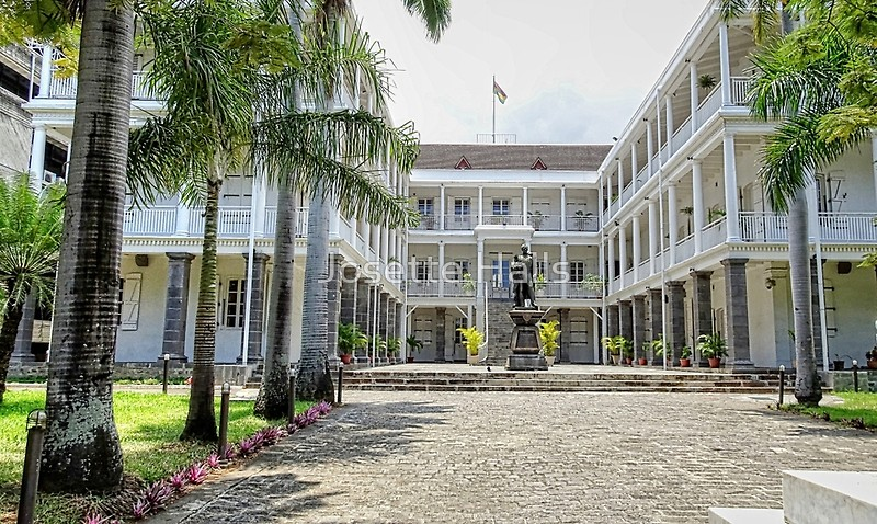 Government House Port Louis, The Mauritius Collection - Government House - Port Louis