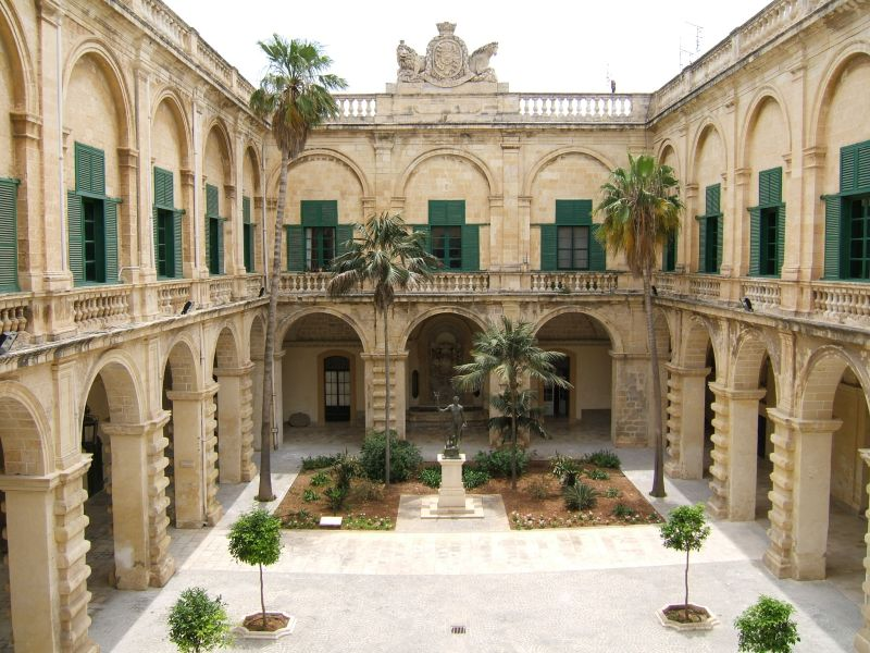 Grand Master's Palace Valletta, The Palace | Maltese History & Heritage