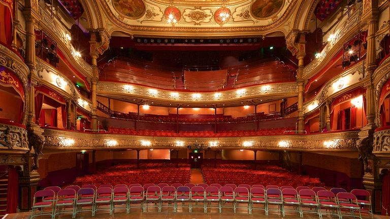 Grand Opera House Belfast, Grand Opera House in Belfast Central District | Expedia.ca
