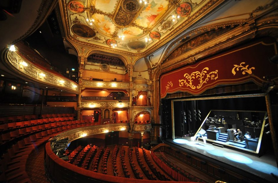 Grand Opera House Belfast, Grand Opera House, Belfast - 14 UK concert halls that are ...