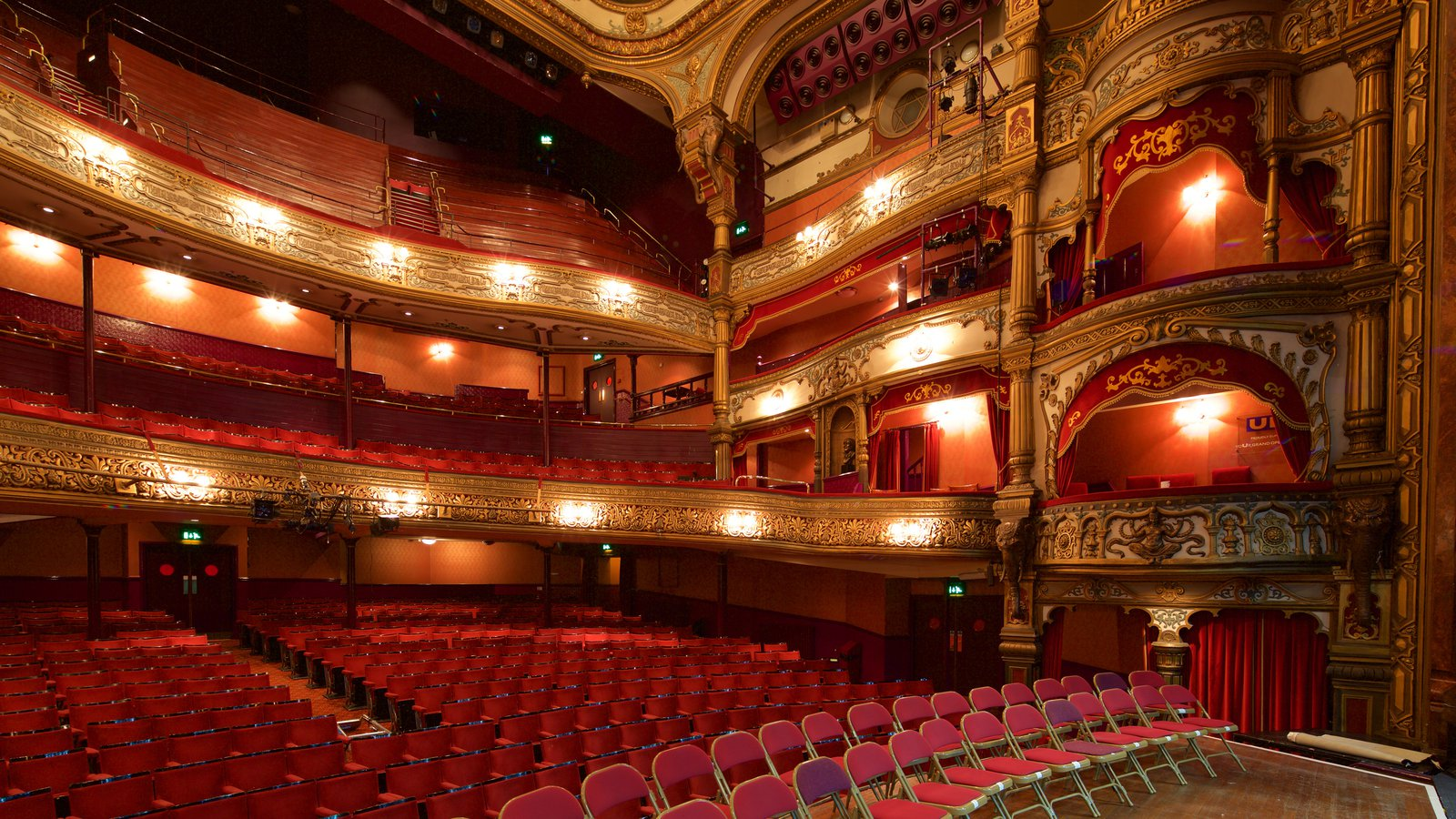 Grand Opera House Belfast, Historical Pictures: View Images of Grand Opera House