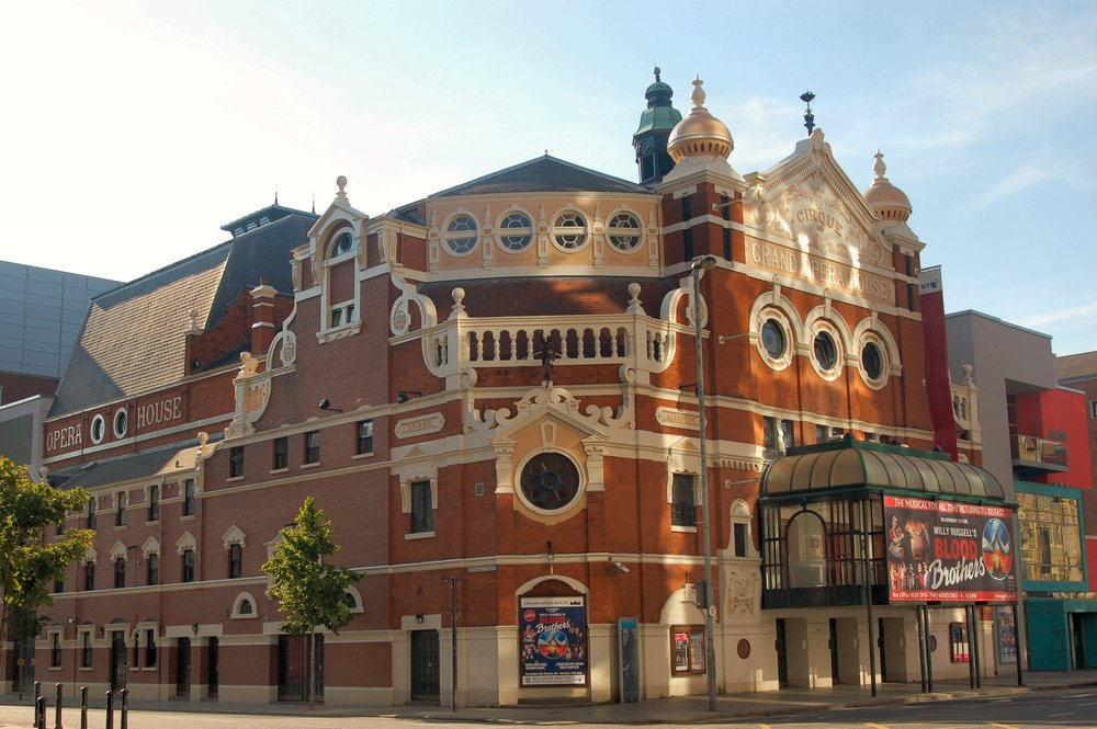 Grand Opera House Belfast, The Grand Opera House in Belfast - Belfast's oldest theatre ...