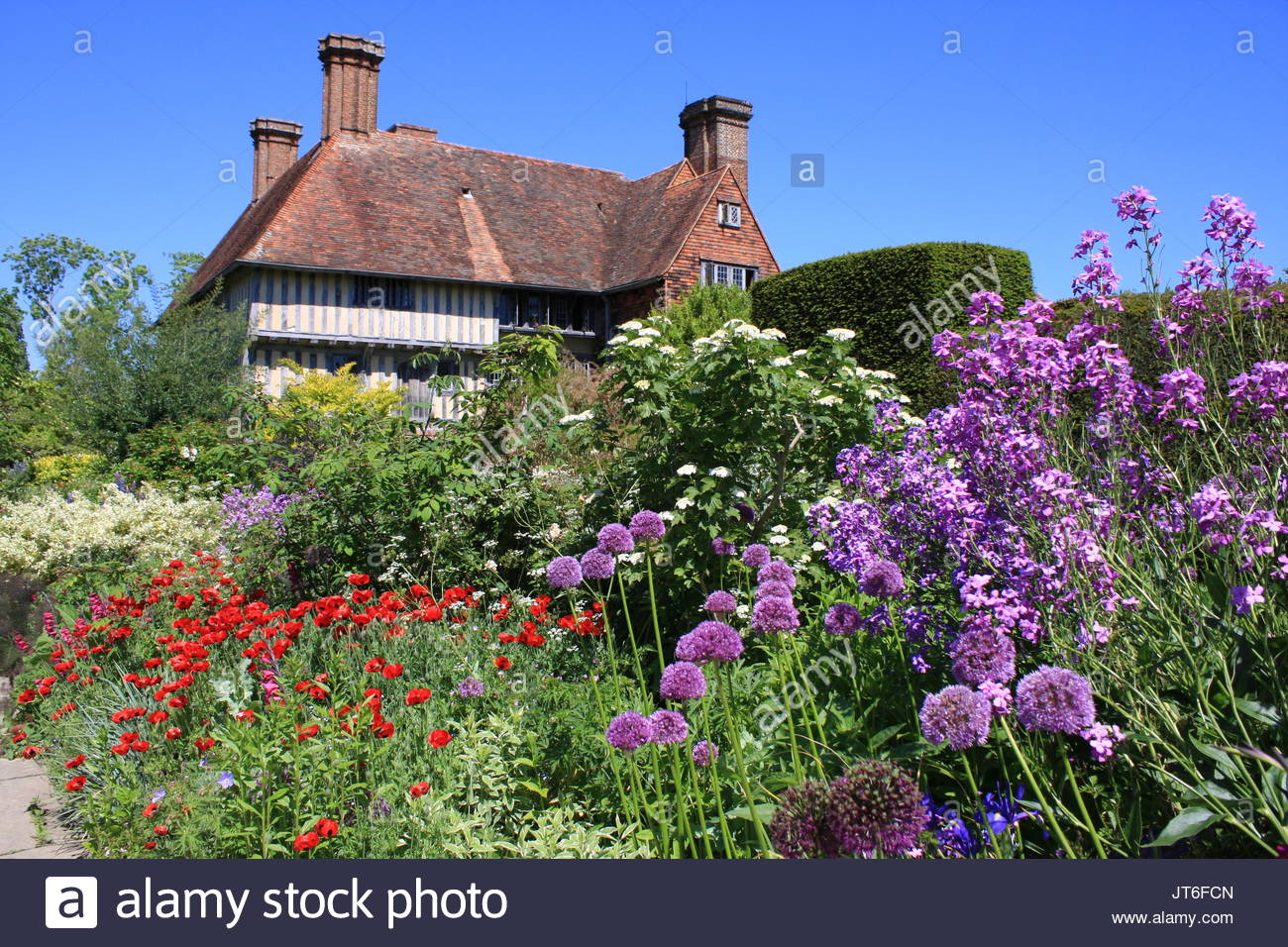Great Dixter House and Gardens The Southeast, Fergus Garrett Stock Photos & Fergus Garrett Stock Images - Alamy