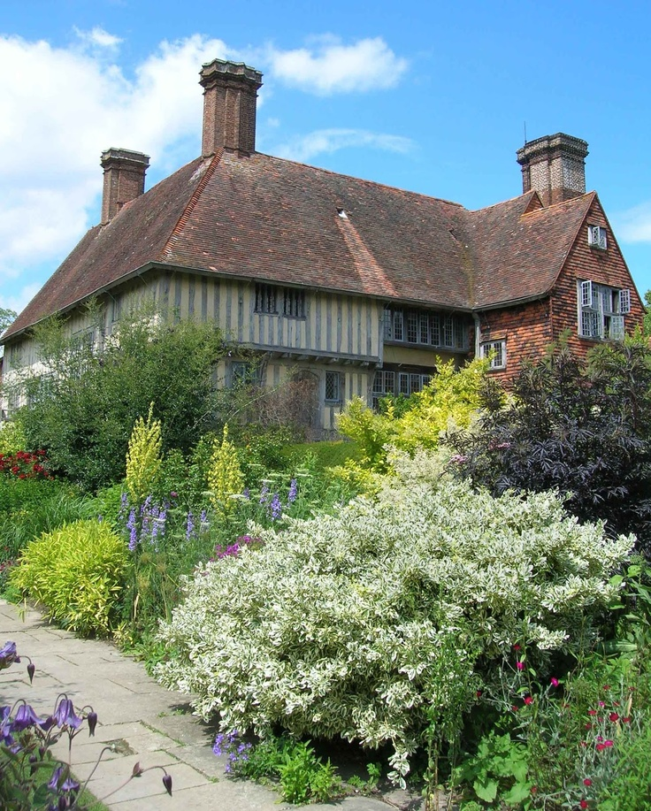 Great Dixter House and Gardens The Southeast, 56 best Great Dixter images on Pinterest | English gardens ...