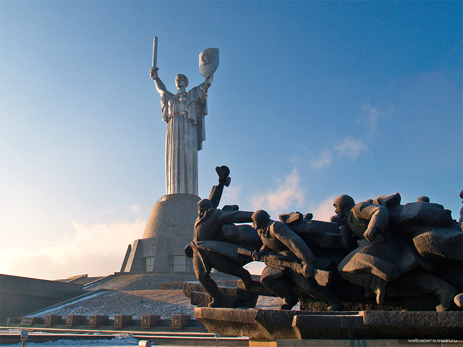Great Patriotic War Museum Kyiv, Apartment Rental in Kiev | About Kiev | Museum of the Great ...