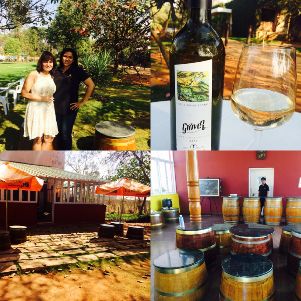 Grover Zampa Nasik, Wine Tourism in India : Grover Zampa Vineyards, Nandi Hills ...