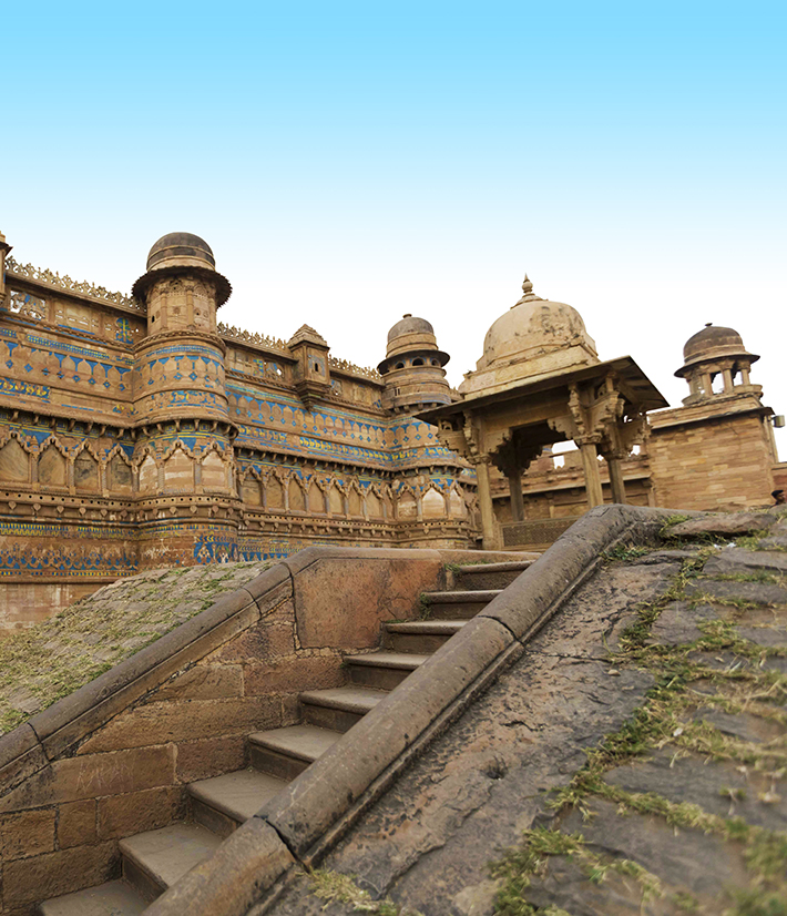 Gwalior Fort Gwalior, Gwalior Tourism: Magnificent Fort & Places to Visit in Gwalior ...