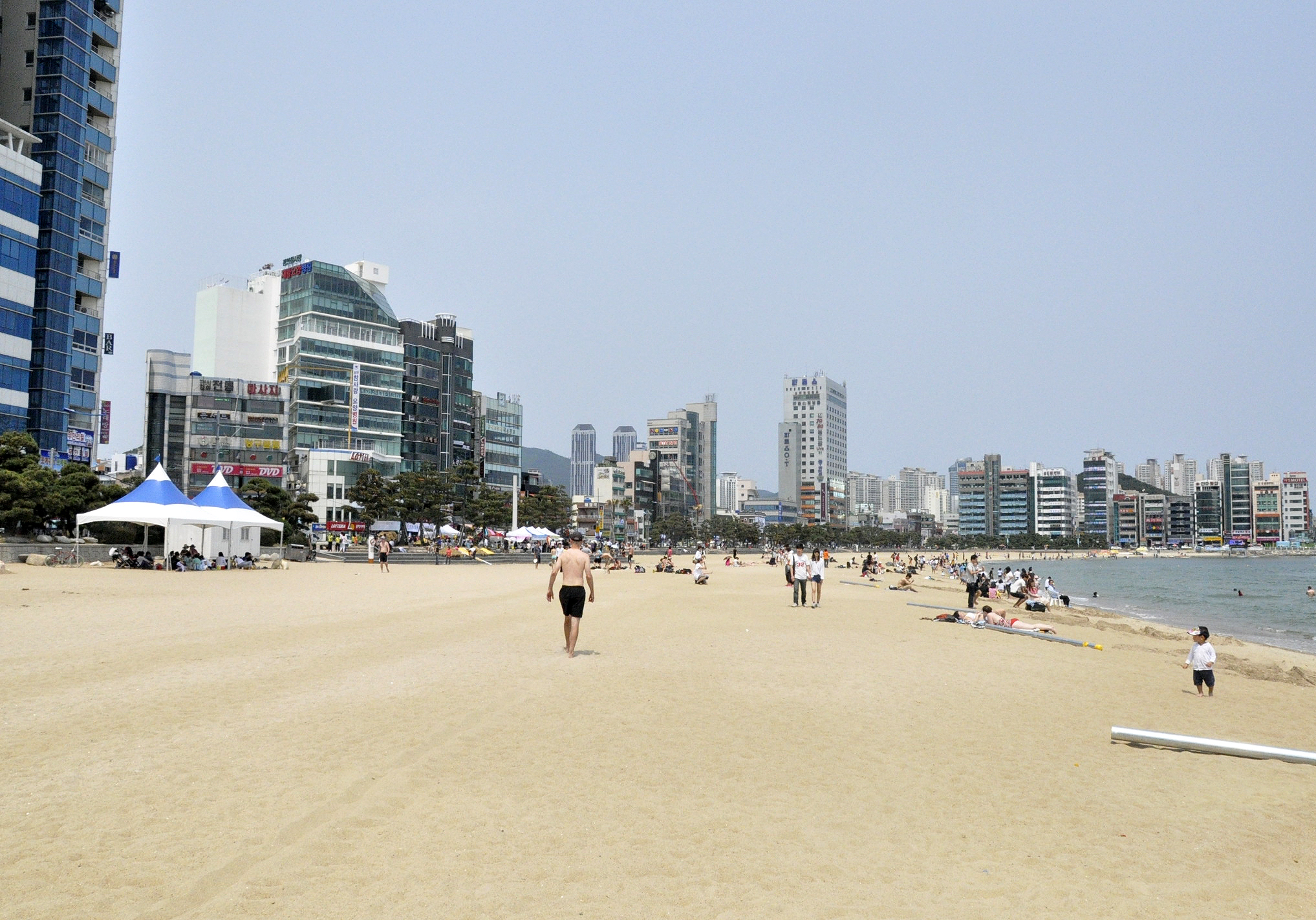 Gwangalli Beach Busan, Busan's Best Kept Secret: Gwangalli Beach
