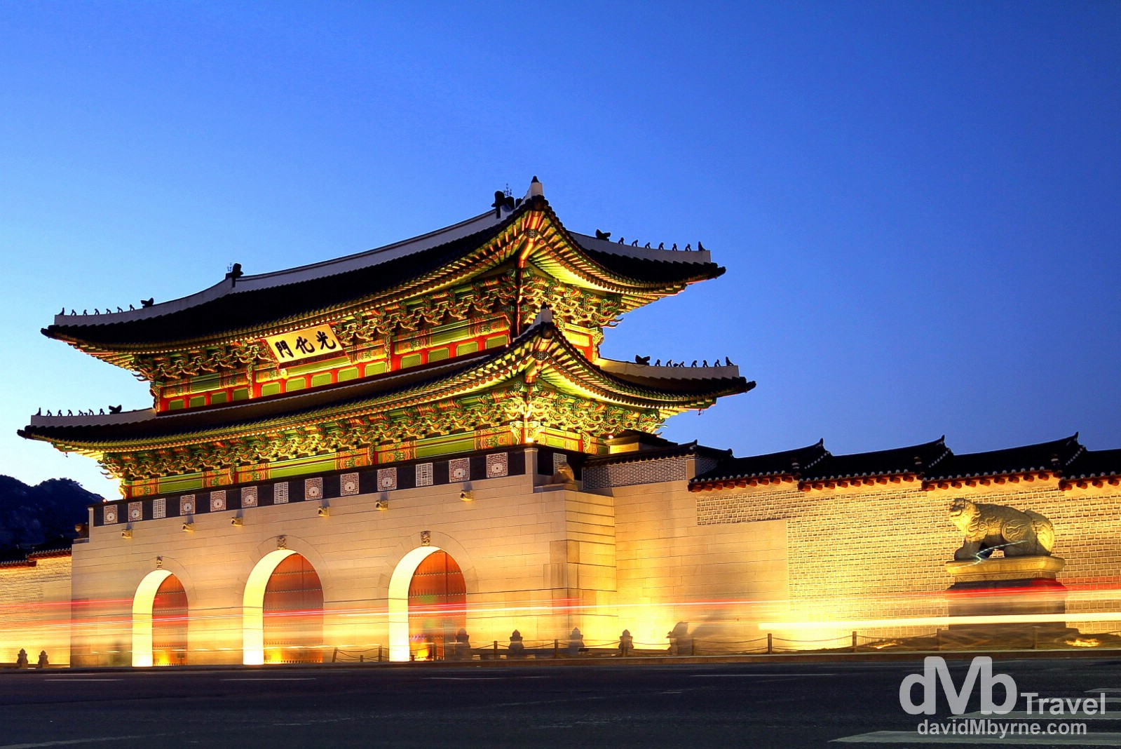 Gwanghwamun Seoul, Gwanghwamun Gate, Seoul, South Korea - Worldwide Destination ...
