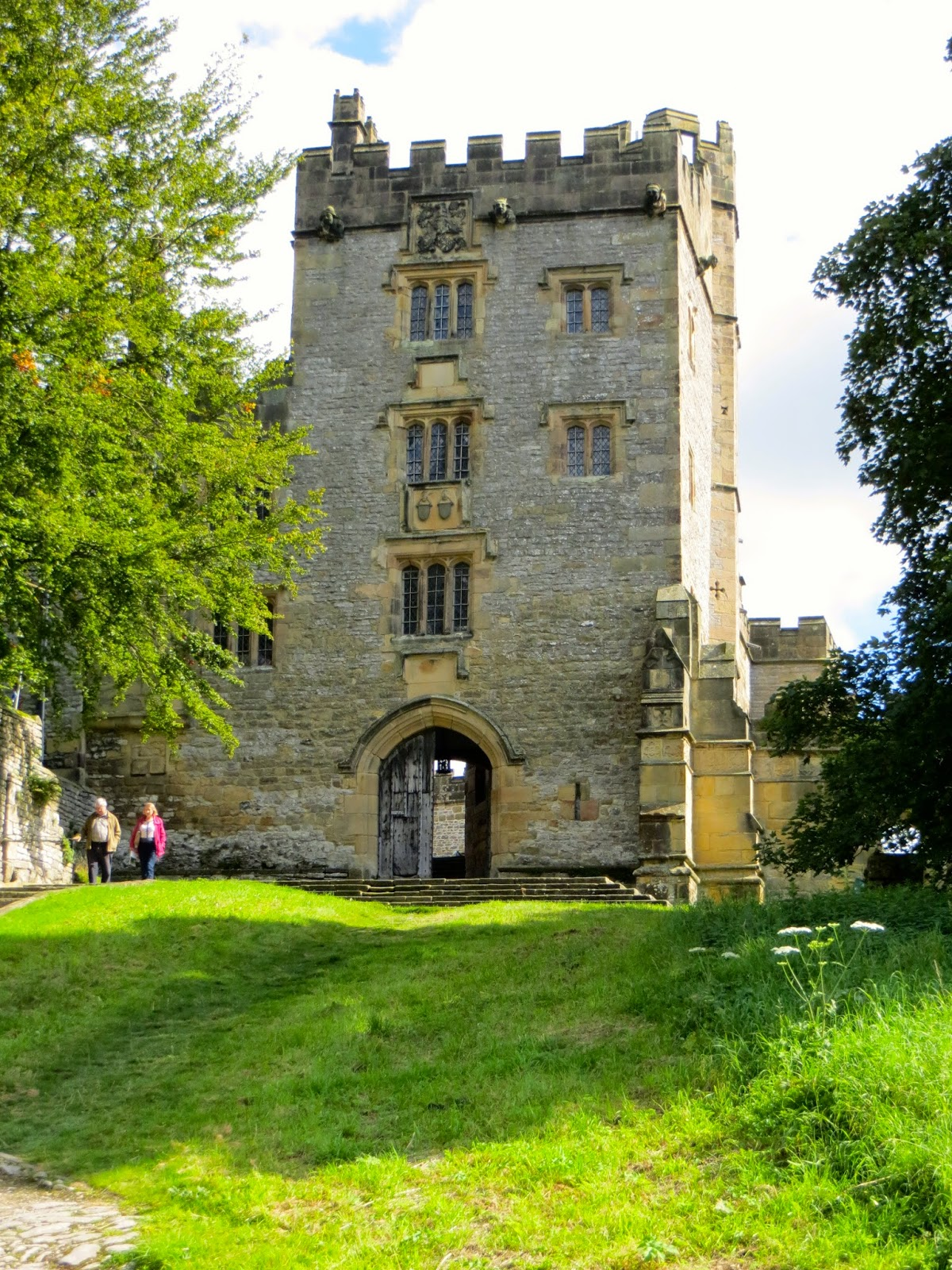 Haddon Hall Bakewell, Curiouser and Curiouser: Haddon Hall, Bakewell Derbyshire