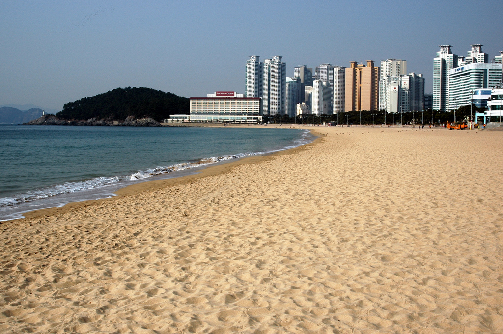 Haeundae Beach Busan, Haeundae Beach, Busan, South Korea | Explore: Apr 8, 2008 #2… | Flickr