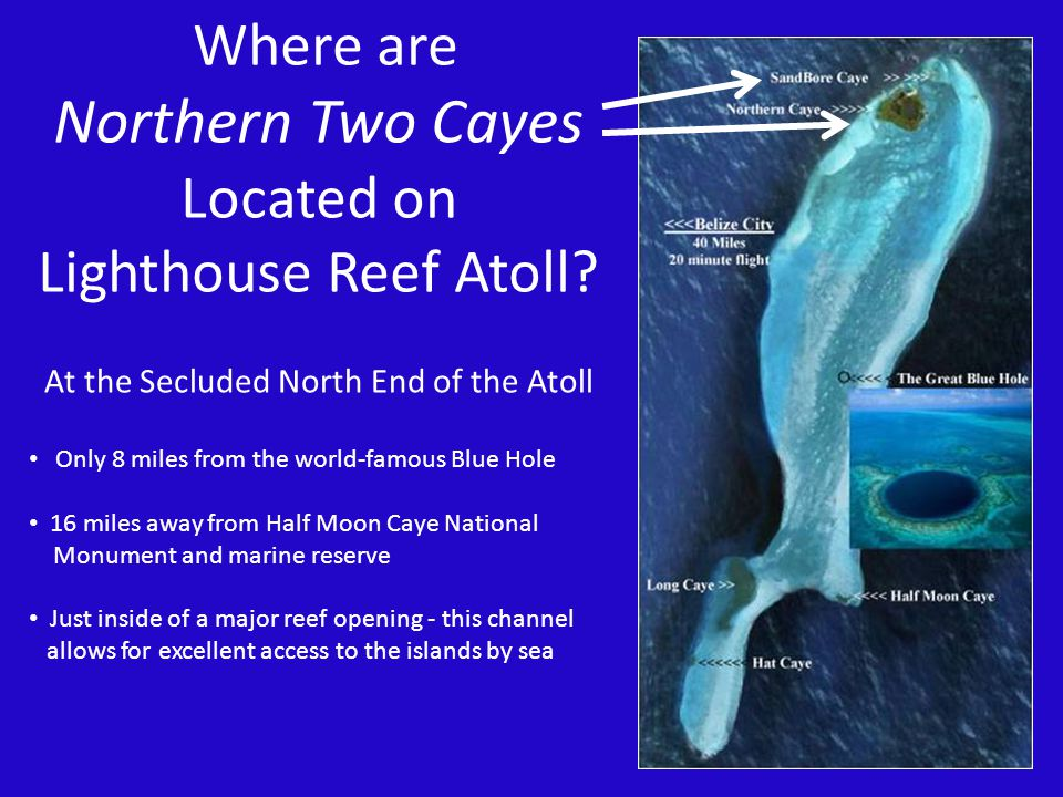 Half Moon Caye National Monument The Cayes and Atolls, Tips For Viewing Slide Show - ppt download