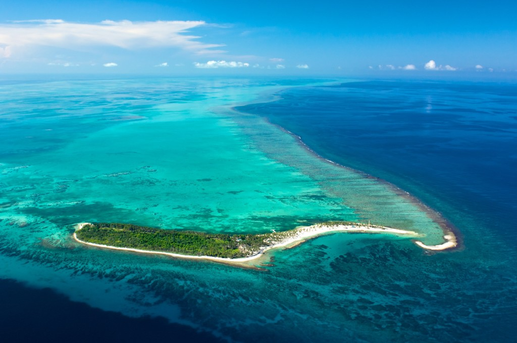 Half Moon Caye National Monument The Cayes and Atolls, Overnight Scuba Diving - Belize Diving