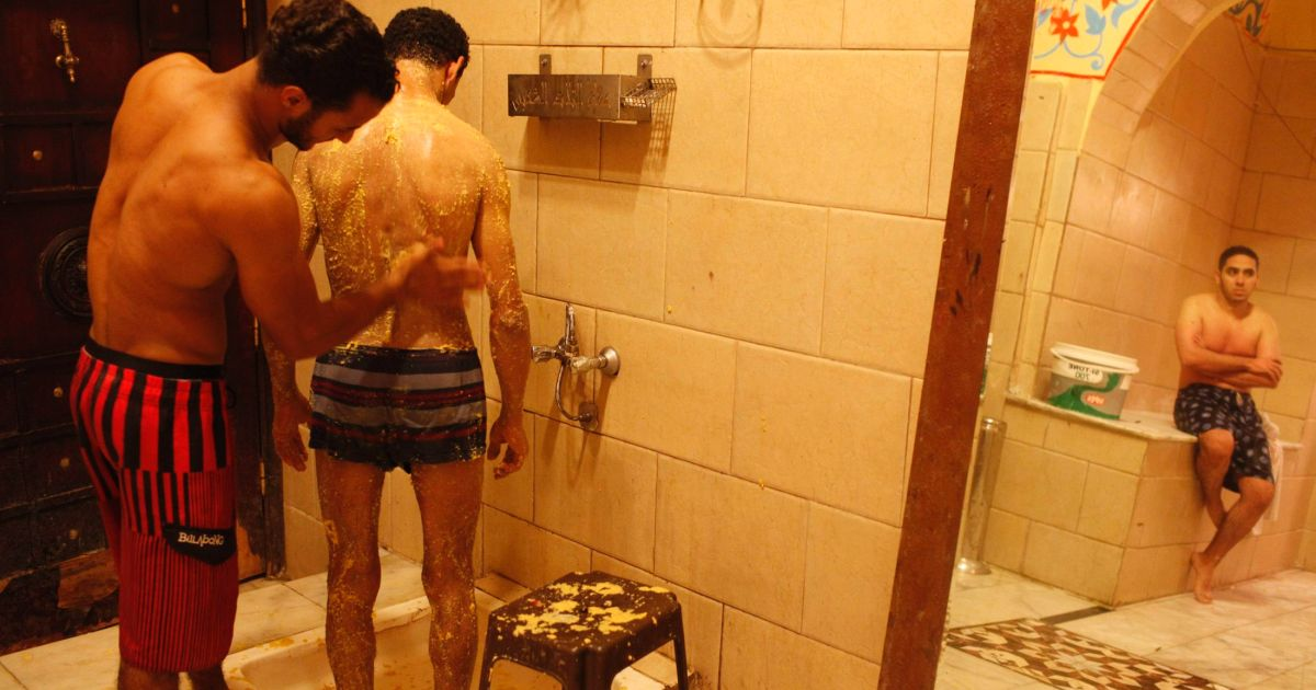 Hammam Inal Cairo, Egypt police arrest 26 men arrested over alleged gay bath house ...