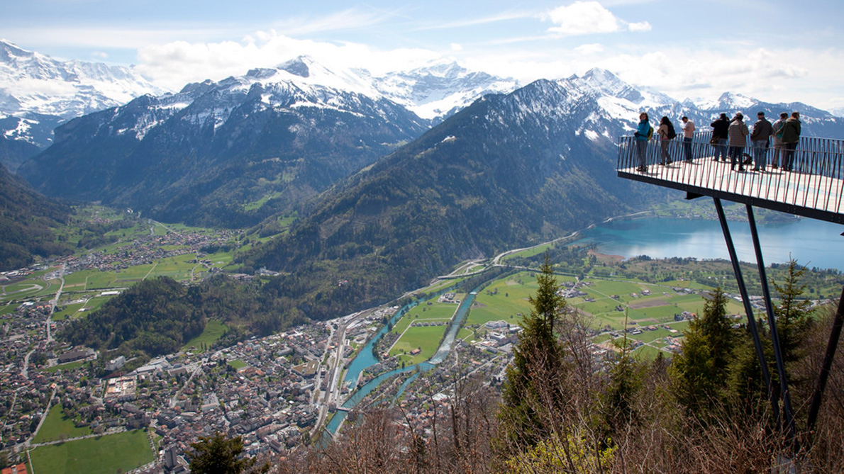 Harder Kulm Interlaken, Harder Kulm Interlaken Attractions - Things to do