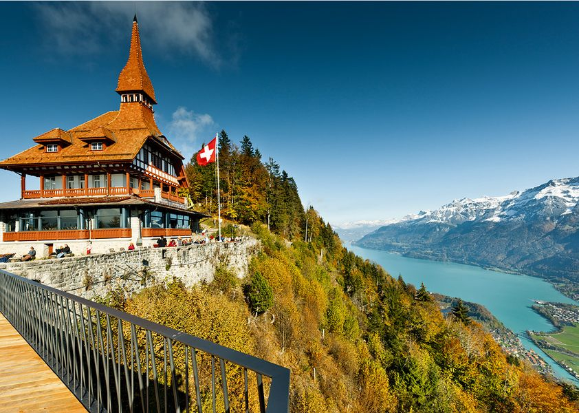 Harder Kulm Interlaken, Harder Kulm - Interlaken Congress und Events AG