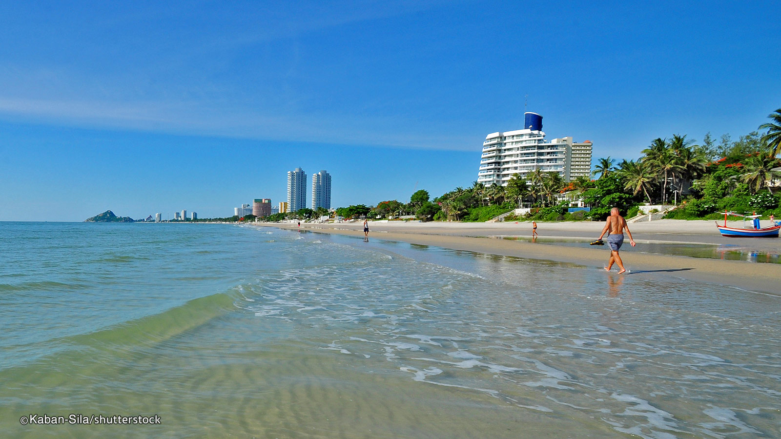Hua Hin Beach The Gulf Coast Beaches, What to Do in Hua Hin - Cha-Am by Areas - Hua Hin - Cha-Am Attractions