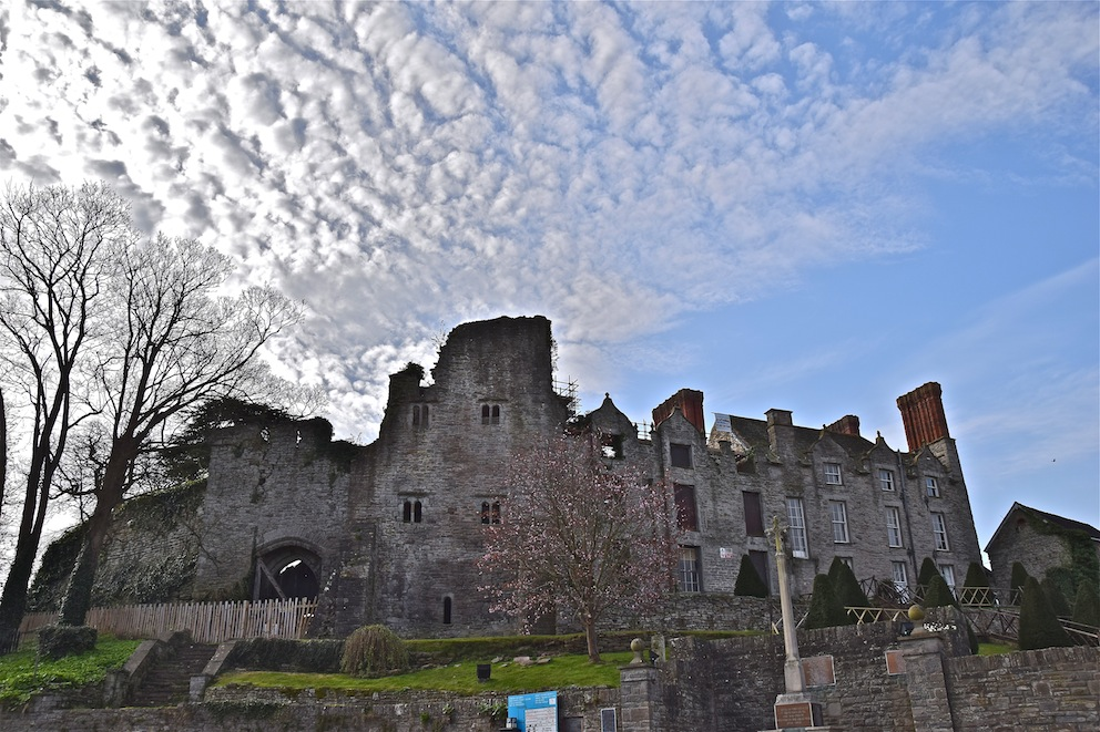 Hay Castle Mid-Wales, The Norman Castle of Hay-on-Wye, Mid Wales | Echoes of the Past