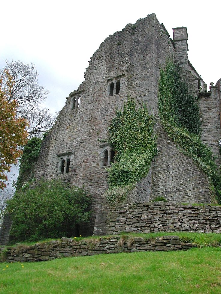 Hay Castle Mid-Wales, 61 best Castles of Mid Wales & Borders images on Pinterest | Wales ...