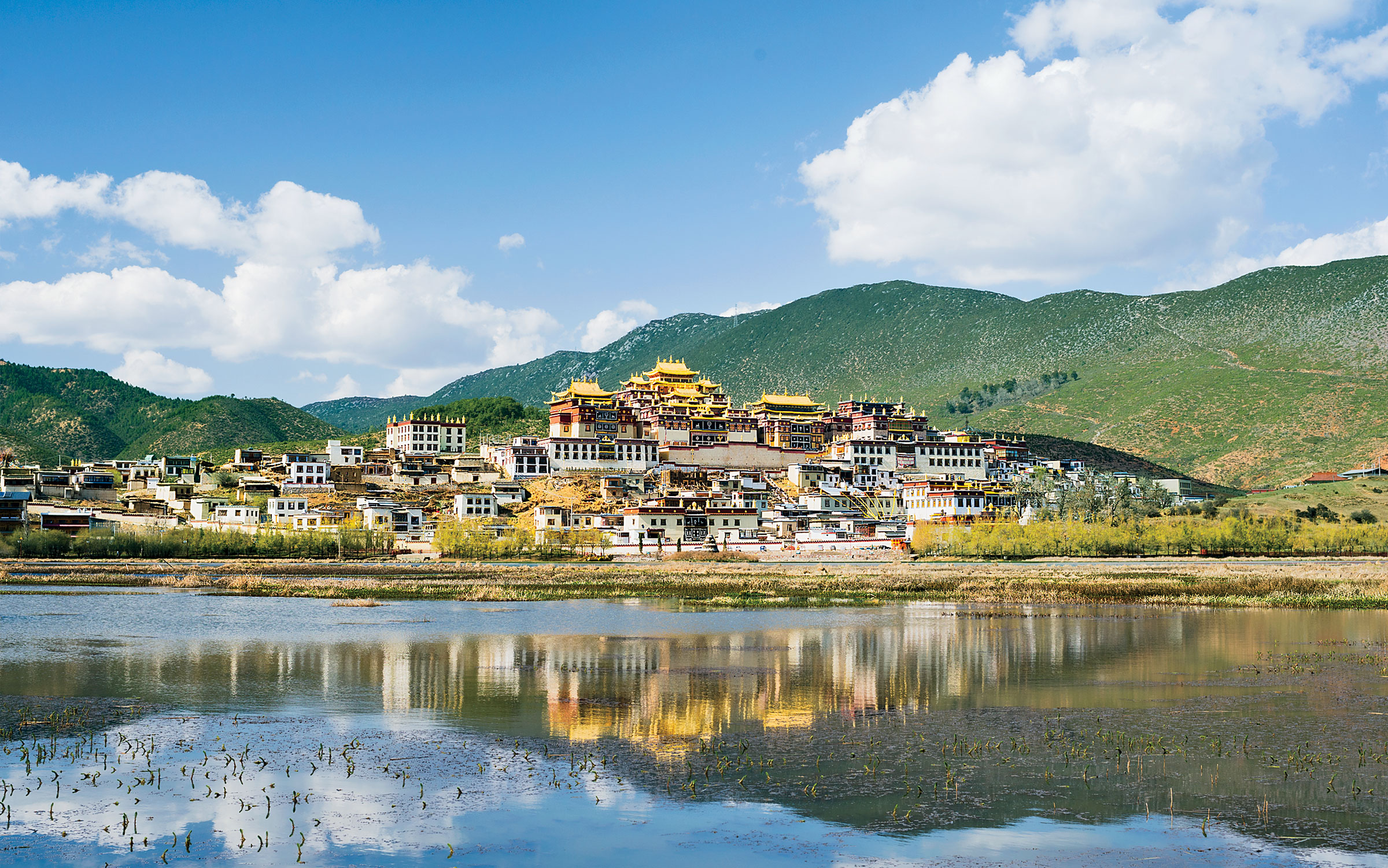 Heavenly Lake The Silk Road, Traveling in China's Yunnan Province | Travel + Leisure