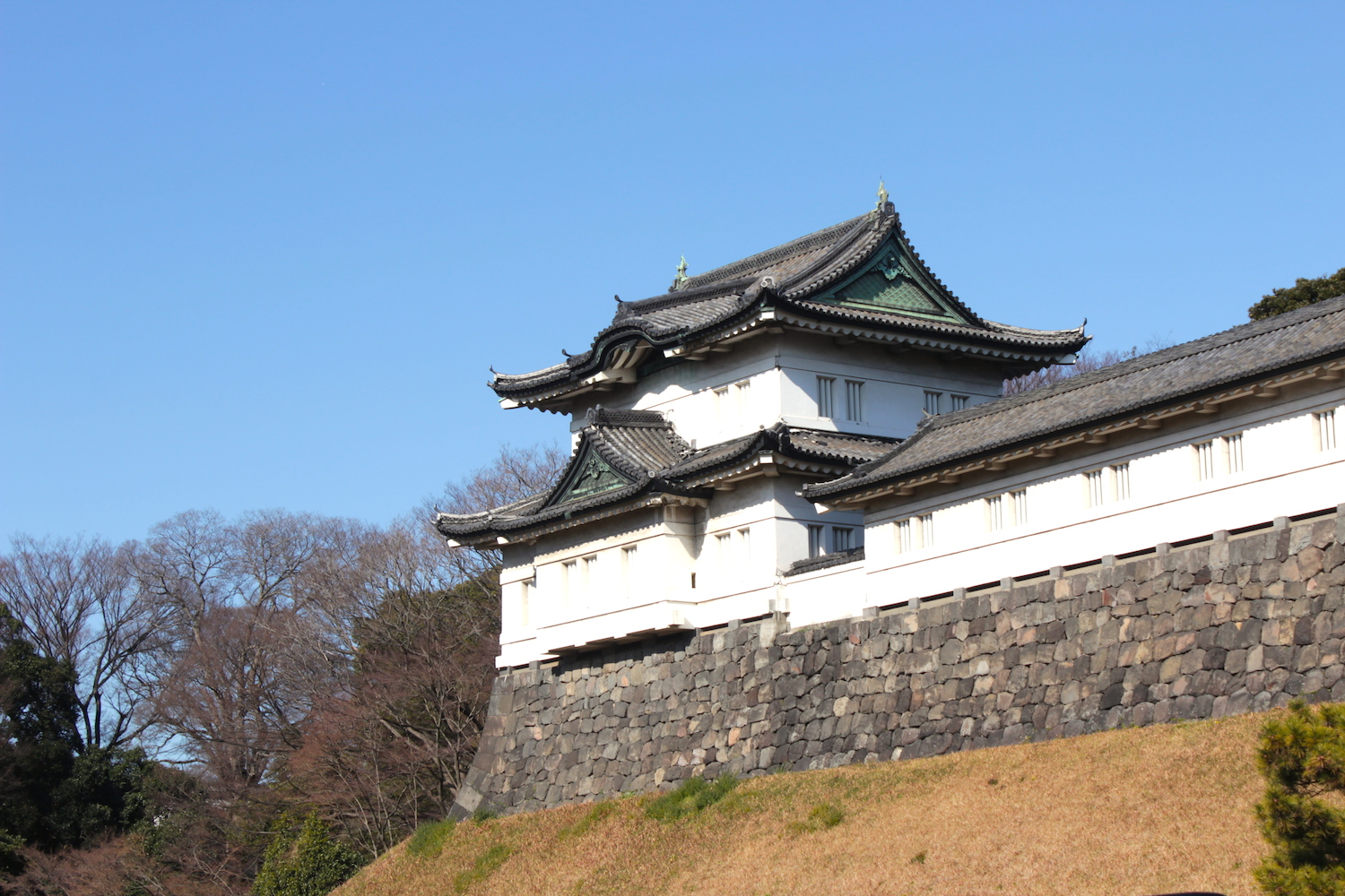 Heiseikan Tokyo, The Imperial Palace, Tokyo 皇居 | Dream Of A City