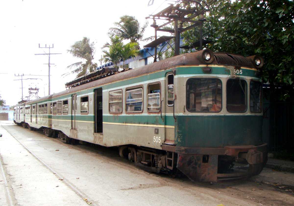 Hershey Railway Western Cuba, Five fabulous day trips from Havana - Double Barrelled Travel