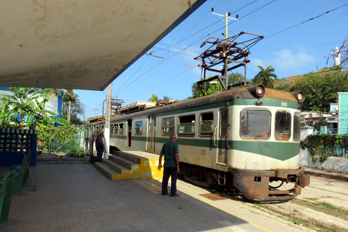 Hershey Railway Western Cuba, Taking the Hershey Train from Havana to Matanzas - Travel Cuba 2017