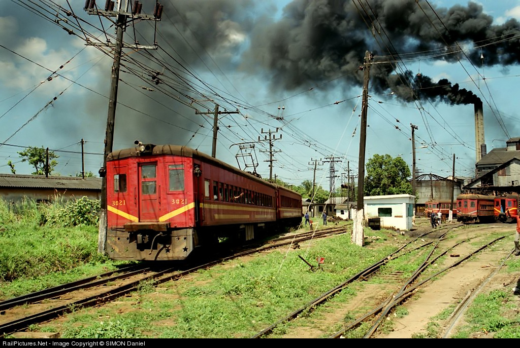 Hershey Railway Western Cuba, RailPictures.Net Photo: 3021 Ferrocarriles de Cuba Interurban car ...