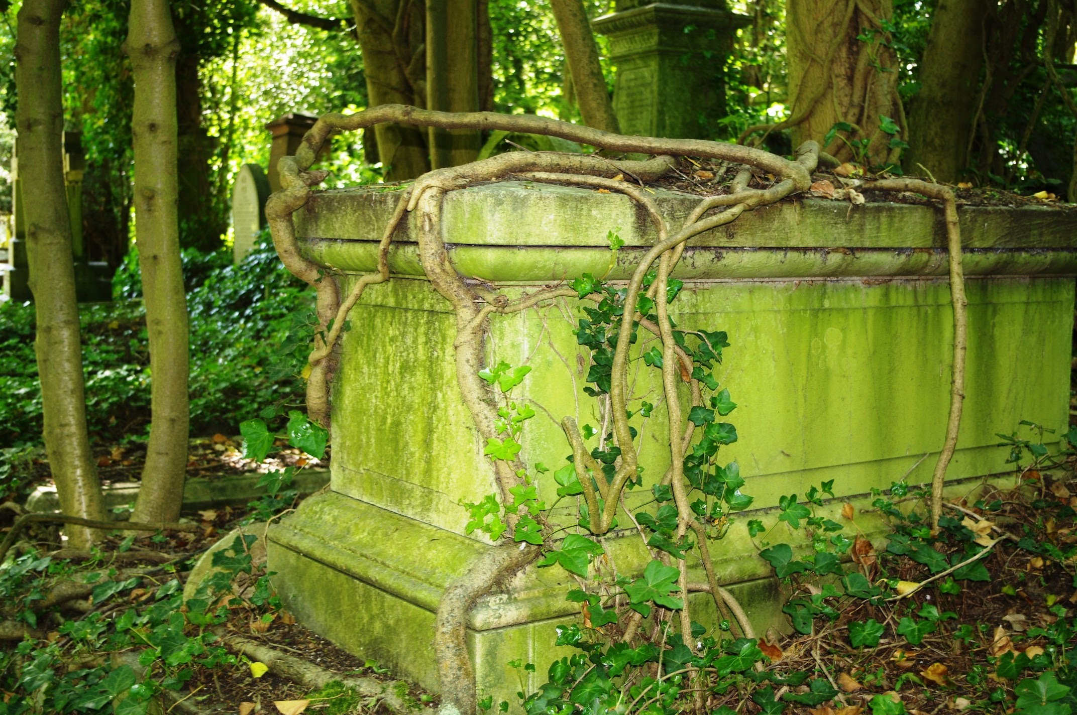 Highgate Cemetery London, England - Highgate Cemetery in London - YouTube