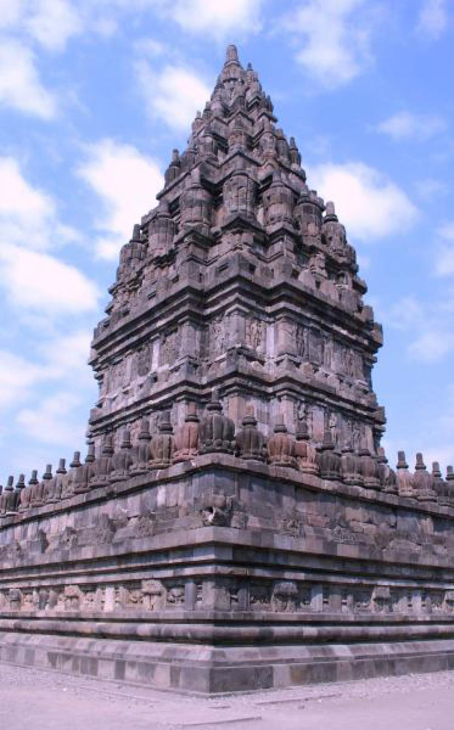 Hindu Temple Belize City, The largest Hindu Temple in Indonesia, Prambanan Temple ...
