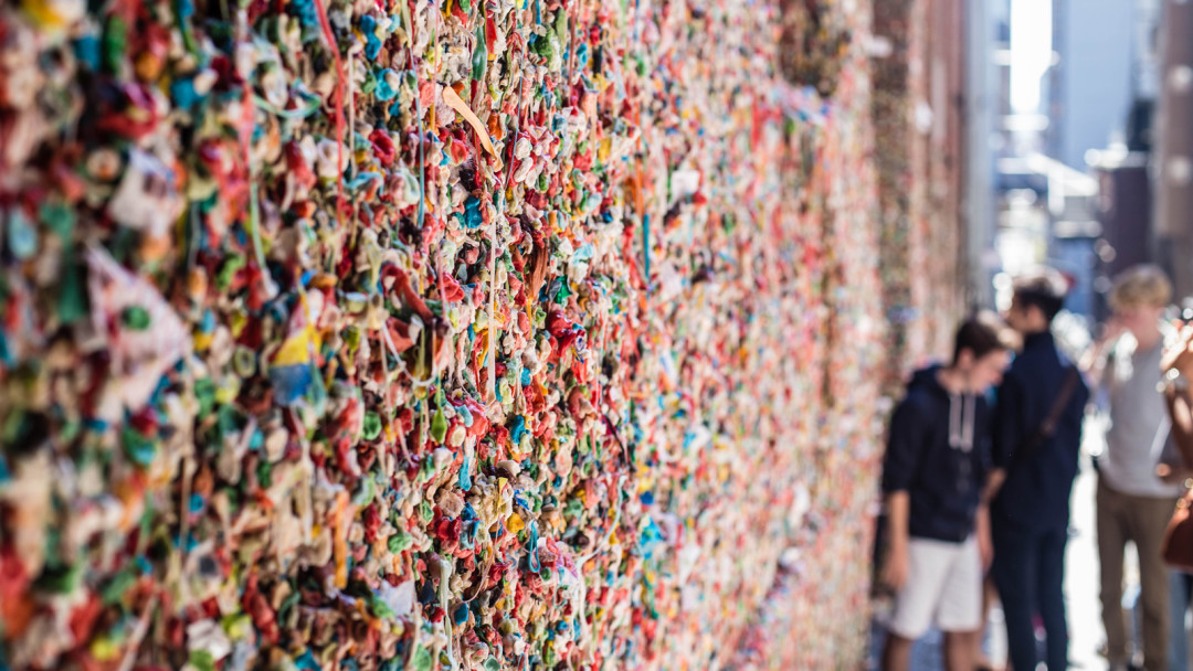 Hiram M Chittenden Locks Visitor Center Seattle, Pike Place Market Will Steam Clean the Gum Wall | Seattle News ...