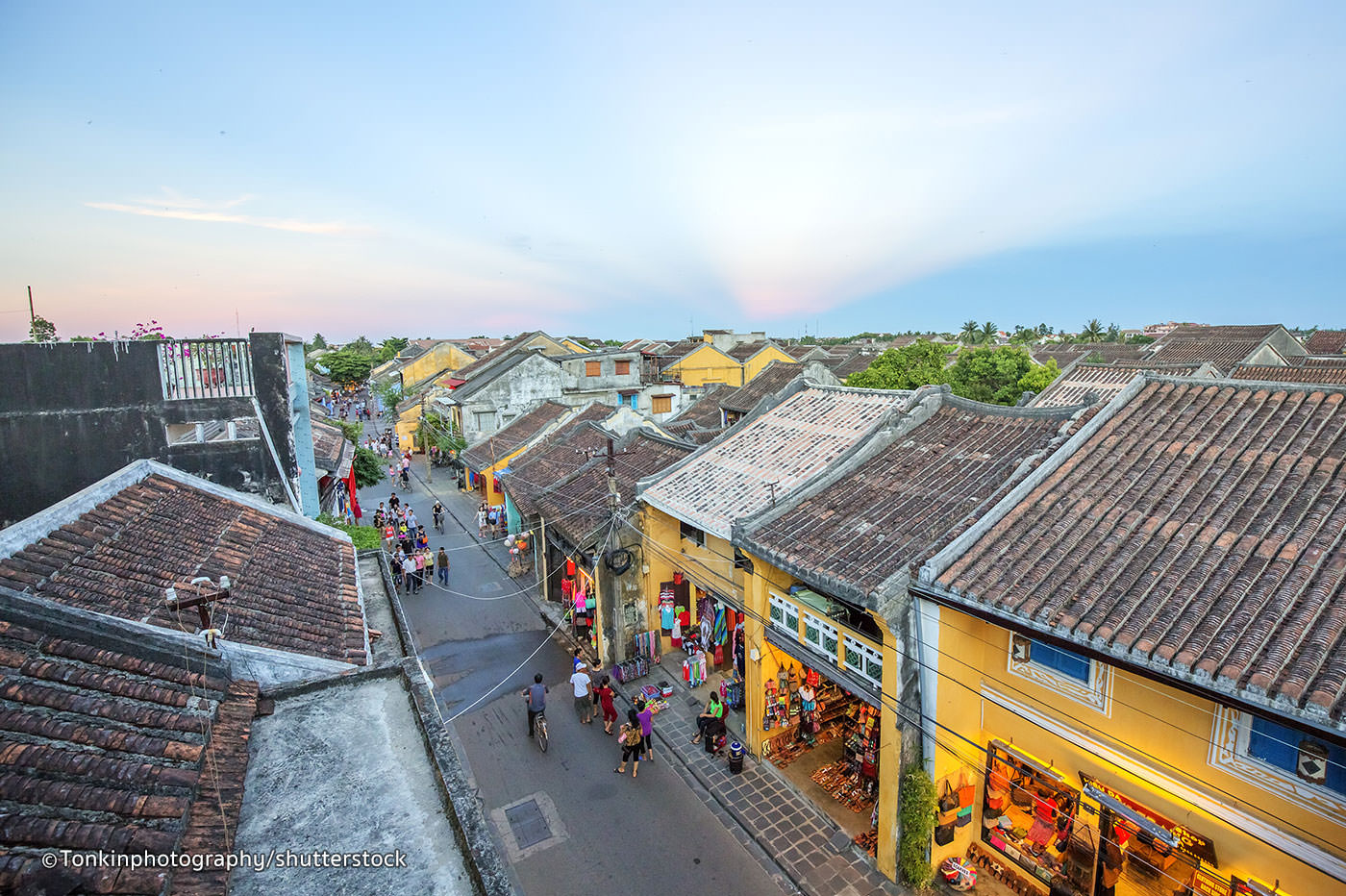 Hoi An Old Town Hoi An, Hoi An Old Town - UNESCO World Heritage Sites in Hoi An