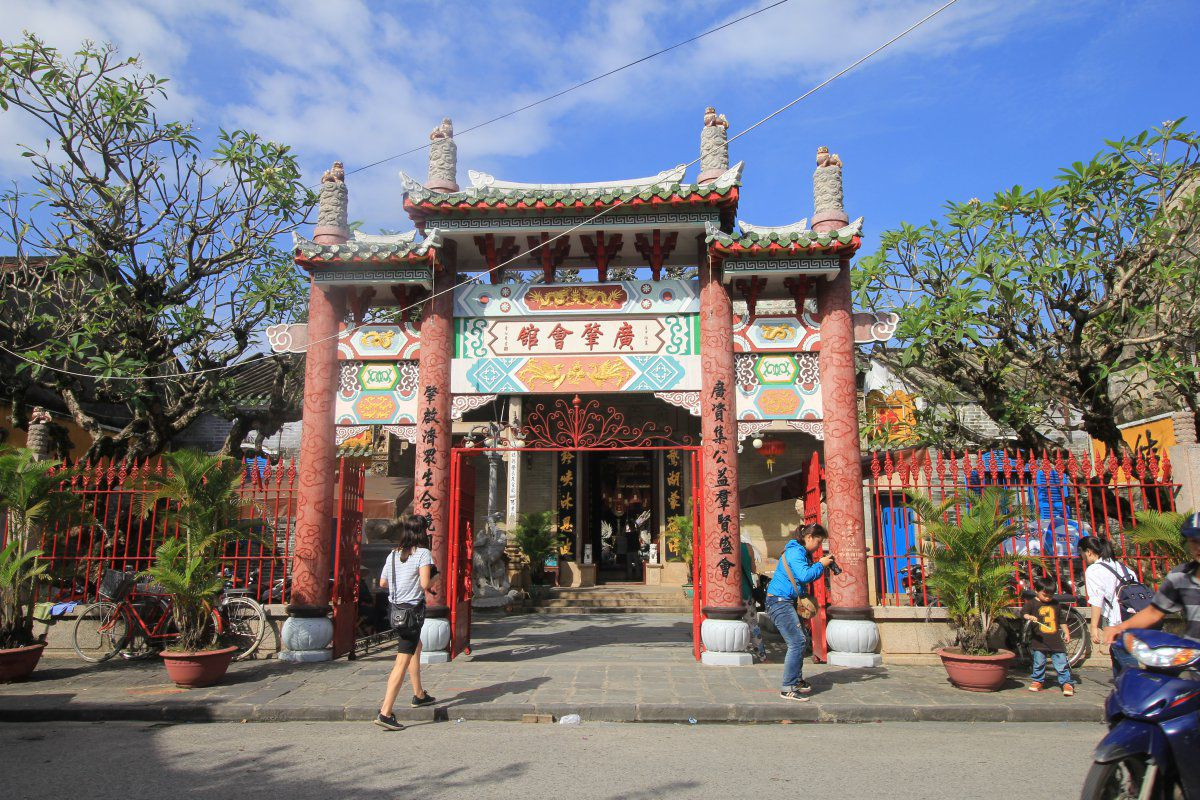 Hoi An Old Town Hoi An, Hoi An Ancient Town Temples: How To Not Get Ripped Off