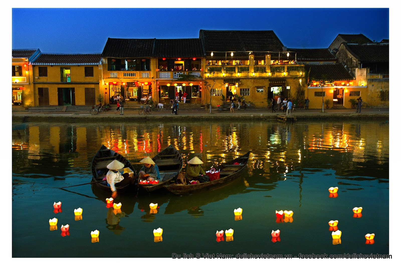 Hoi An Old Town Hoi An, Hoi An Ancient Town - World Cultural Heritage Site By Unesco