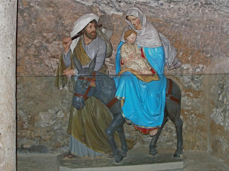 Milk Grotto Around Jerusalem and the Dead Sea, Milk Grotto « See The Holy Land