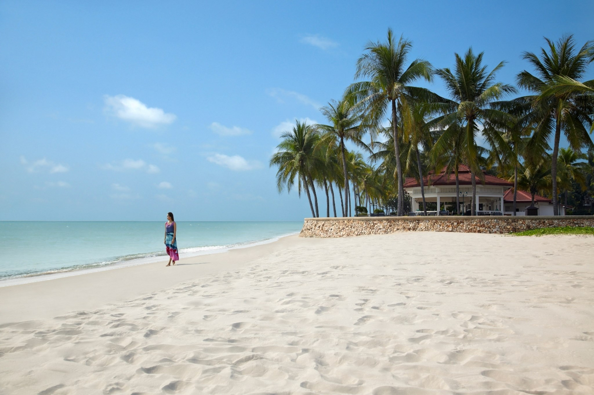 Hua Hin Beach The Gulf Coast Beaches, Dusit Thani Hua Hin Hotel in Hua Hin, Thailand | Ninety East