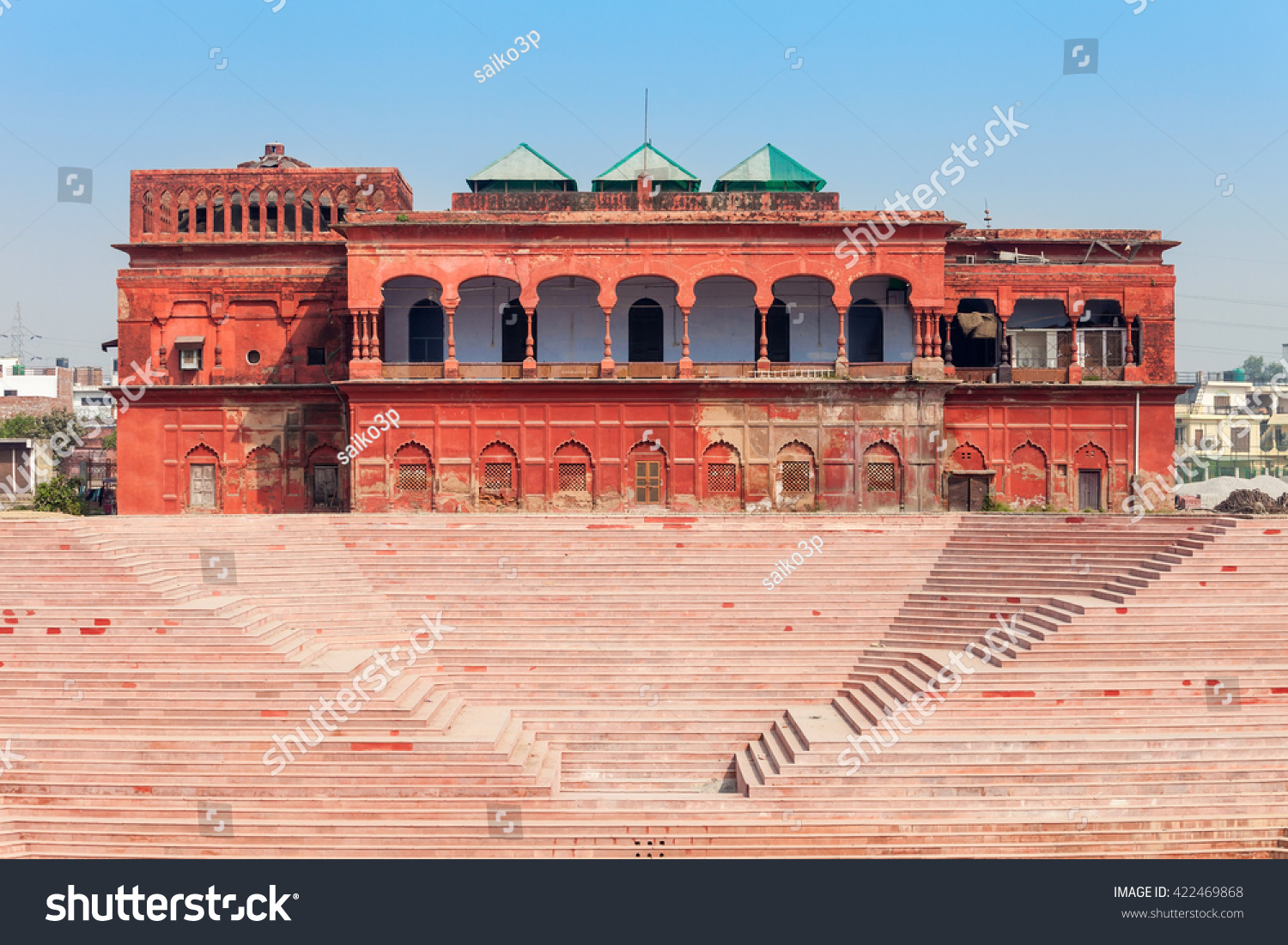 Hussainabad Picture Gallery Lucknow, Hussainabad Picture Gallery Art Gallery Lucknow Stock Photo ...