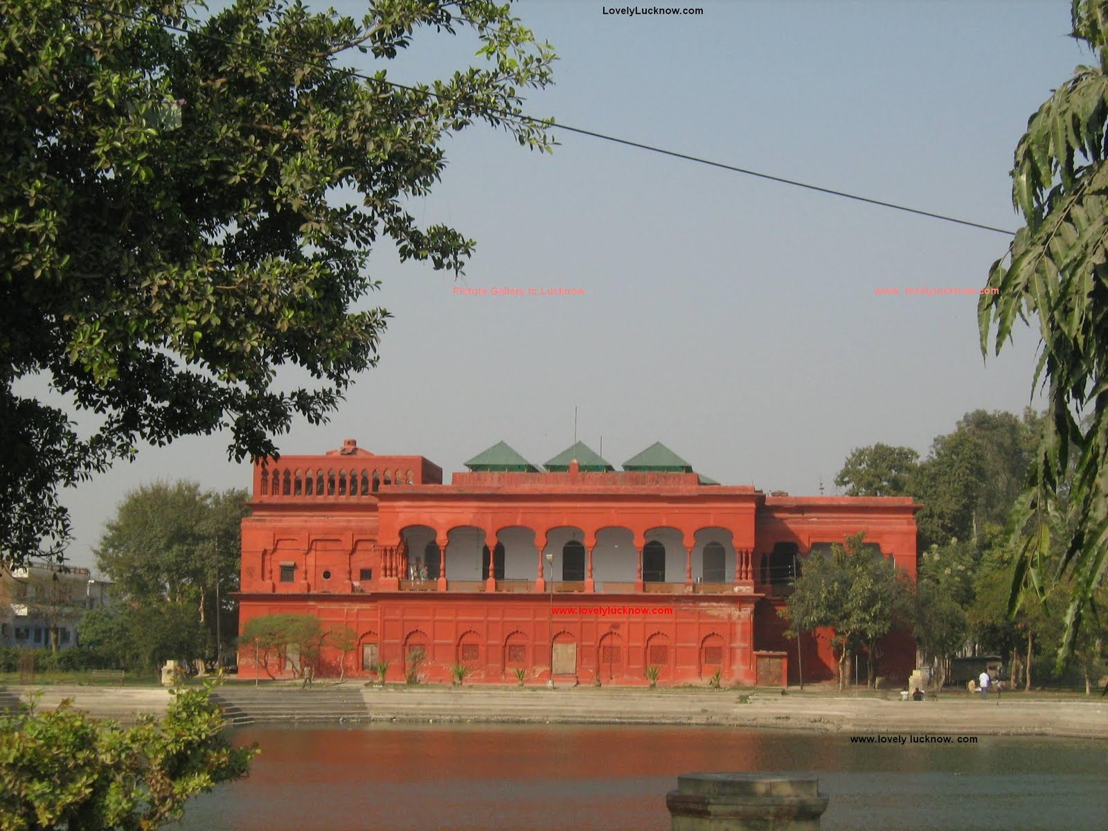 Hussainabad Picture Gallery Lucknow, Lucknow Photos, Pictures, Images: Hussainabad Picture Gallery, Lucknow