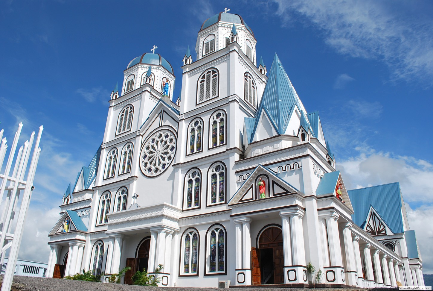 Immaculate Conception Cathedral Apia, Samoa - Immaculate Conception of Mary Cathedral, Apia   Religion ...
