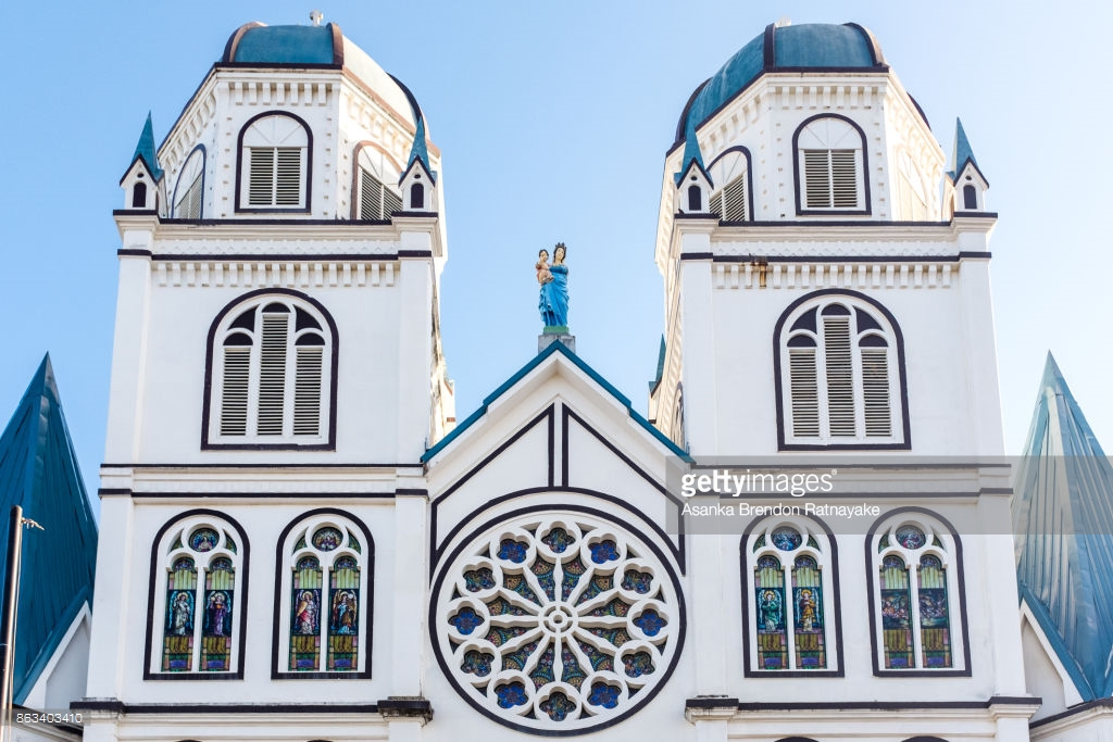 Immaculate Conception Cathedral Apia, Immaculate Conception Cathedral Apia Stock Photo   Getty Images