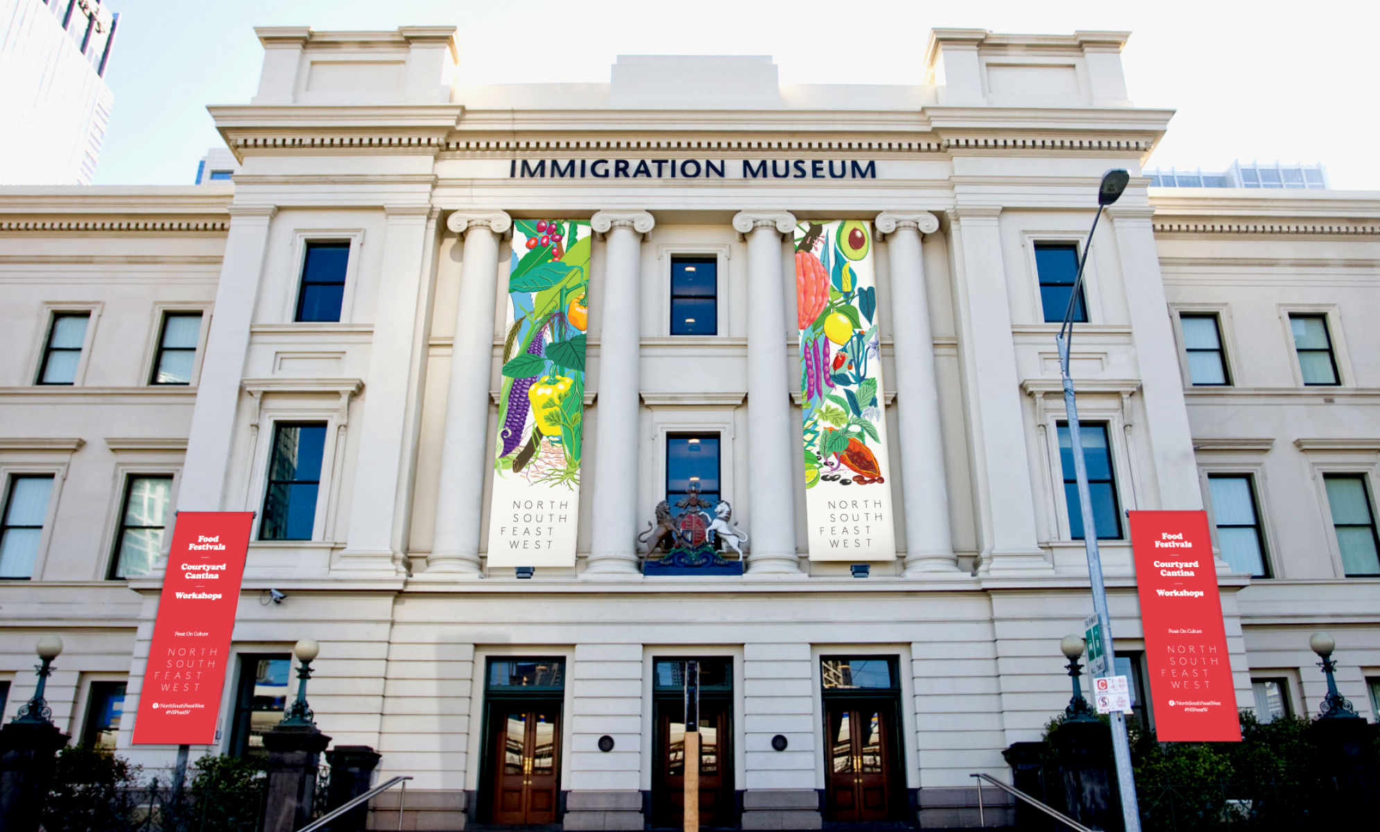 Immigration Museum Melbourne, Clear — Designing outcomes