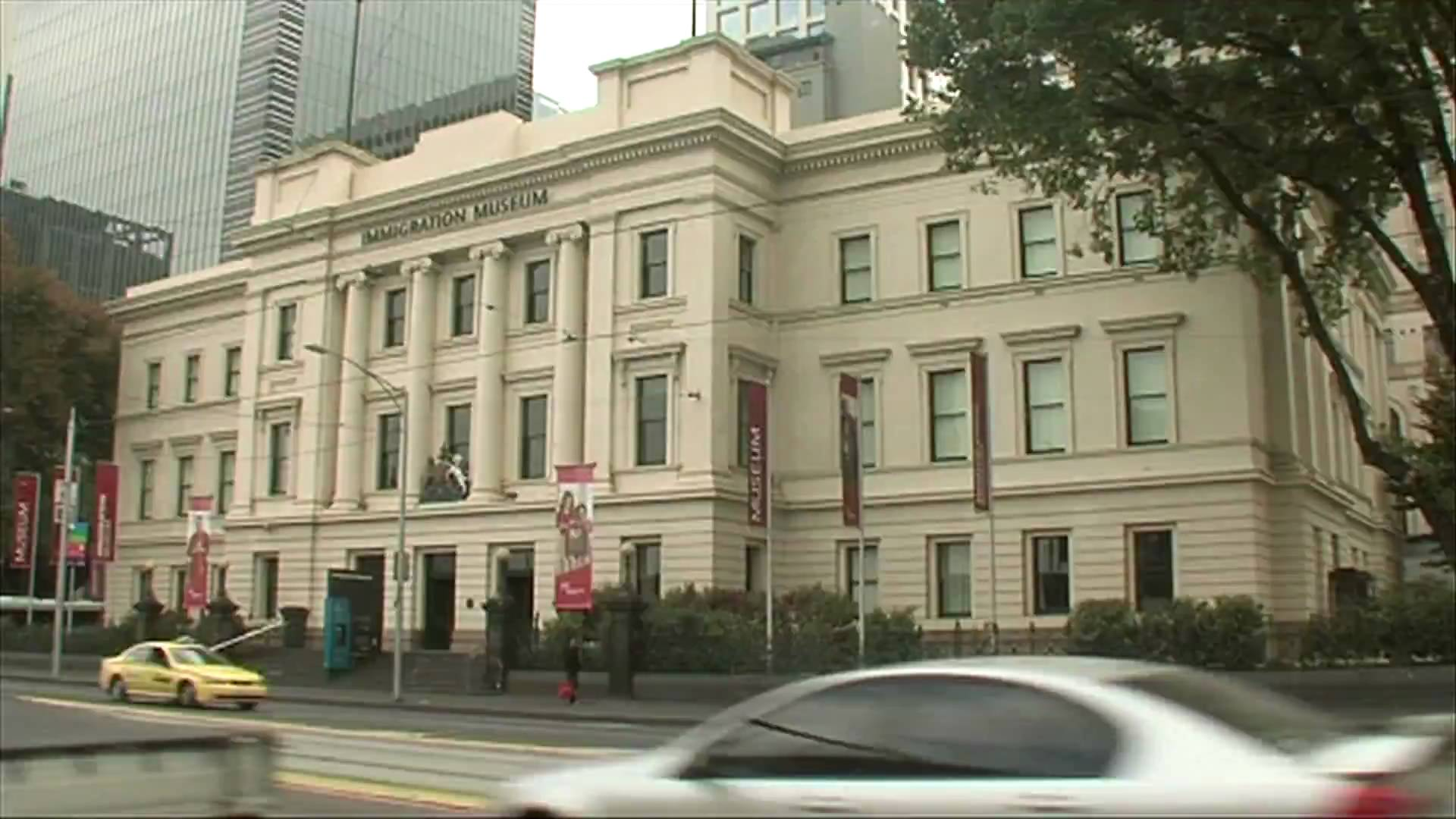 Immigration Museum Melbourne, Melbourne Immigration Museum - YouTube