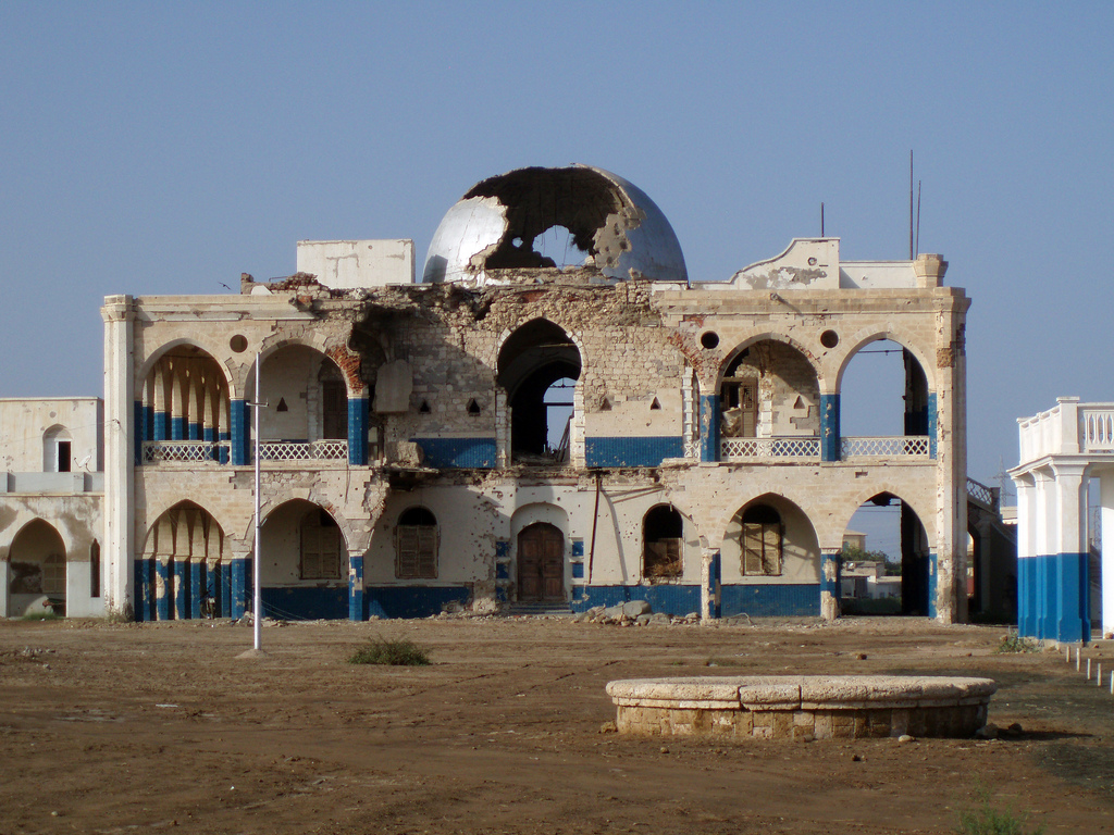 Imperial Palace Massawa, Imperial palace, Massawa | Haile Selassie's imperial palace … | Flickr