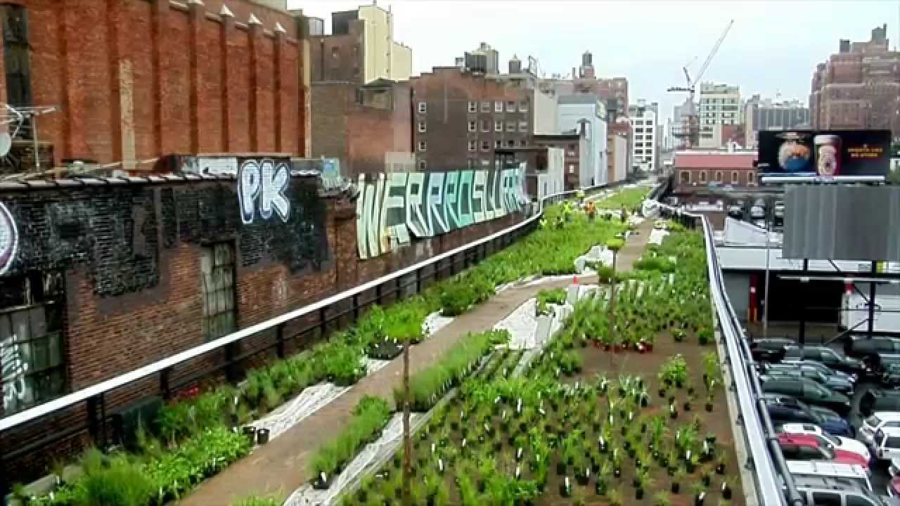 The Municipal Art Society of New York New York City, Great Museums: Elevated Thinking: The High Line in New York City ...